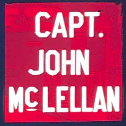 Captain John McLellan, Gorham, ME