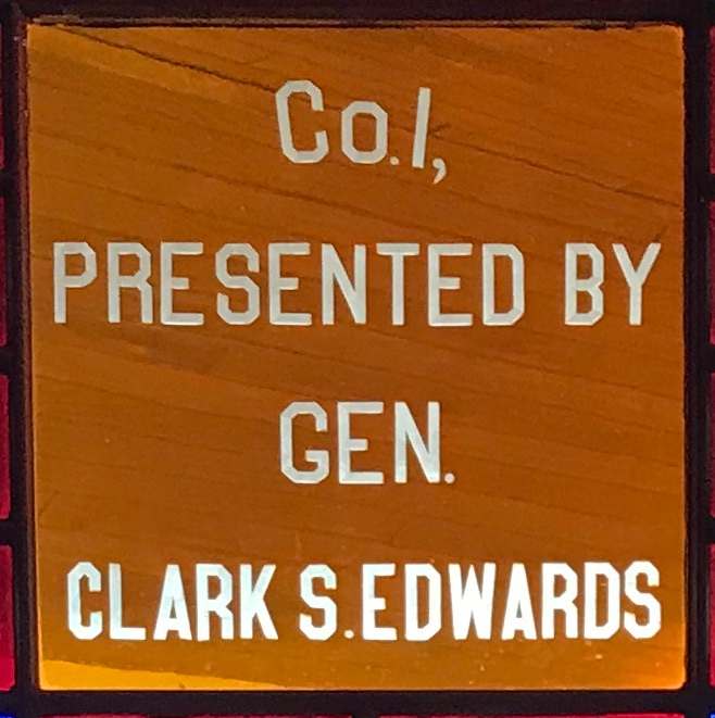 General Clark S. Edwards, Bethel, Maine